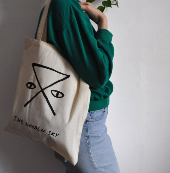 Image of SAFE CAMP TOTE BAG