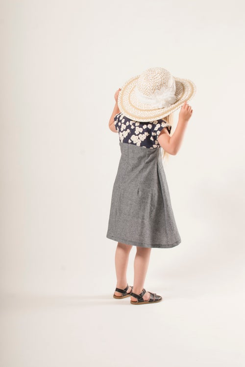 Image of Meg Dress Pattern