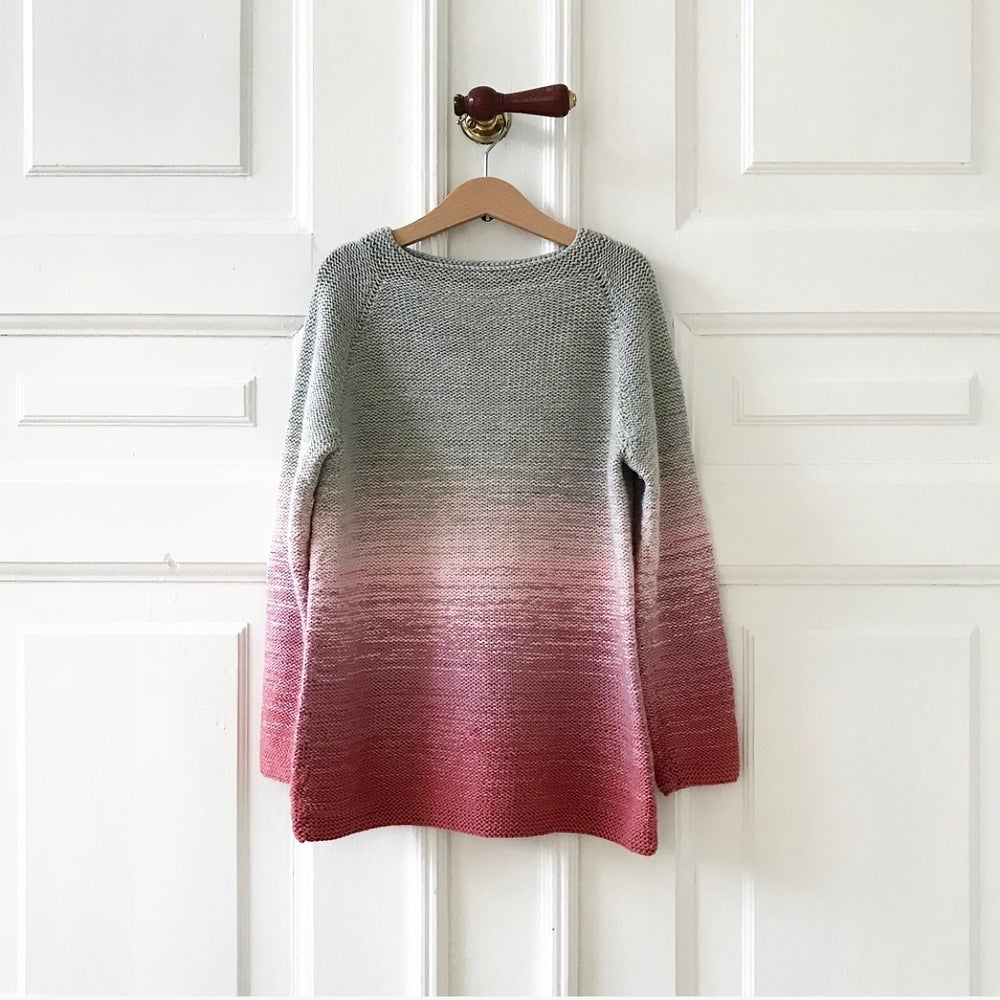 Image of Dip Dye Jumper