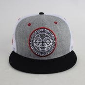 Image of Tahiti Trucker Hat  (gray/white)