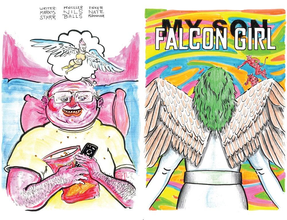 Image of My Son Falcon Girl (preorder)