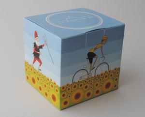 Image of Tour de France mug and box giftpack