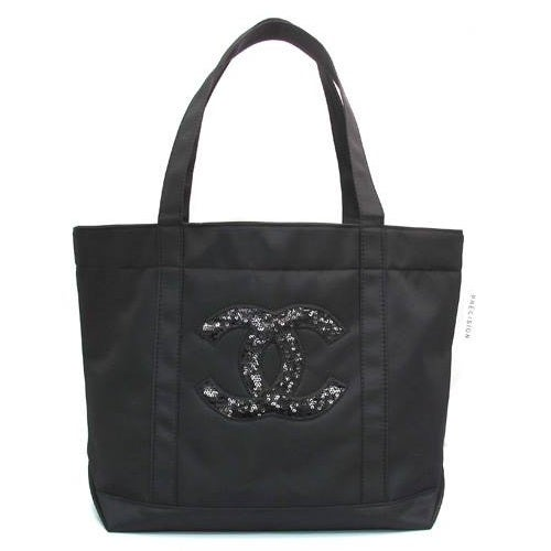 Image of Chanel Precision Beaute VIP Gift Logo Shoulder Tote BAG
