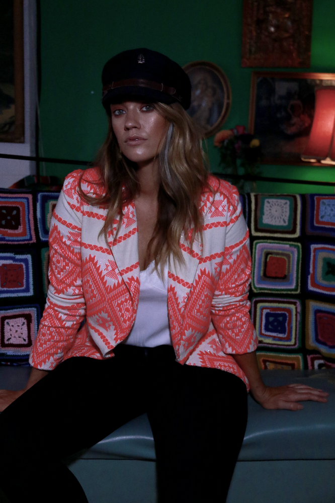 Image of San Cristobal Woven Jacket