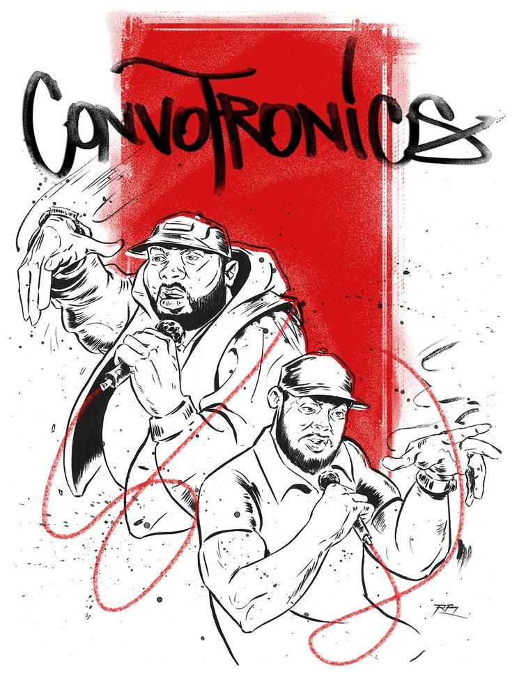 "Image of ConvoTronics ""ILLKILLSCHEMATICS"" CD"