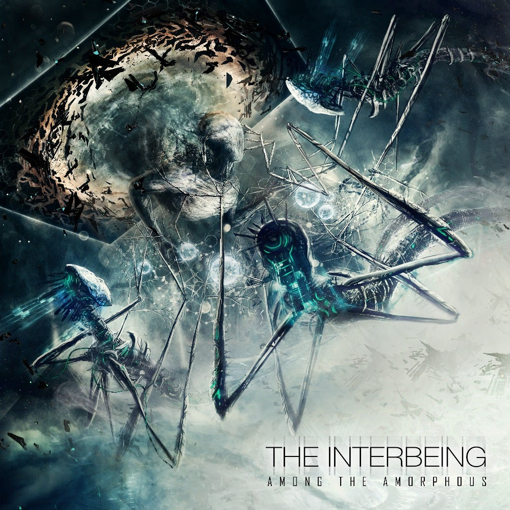 """Image of The Interbeing """"Among The Amorphous"""" CD"""
