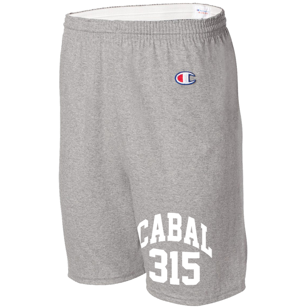 Image of Champion Cotton Gym Shorts