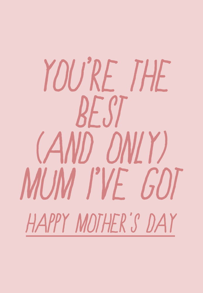 Image of mother's day - best mum