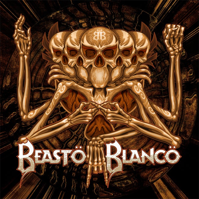 Image of OFFICIAL - 2016 BEASTO BLANCO / BEASTO BLANCO CD ( DIGI-PACK )