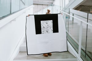 Image of HOUSE OF MIA MODERN HEIRLOOM Piper QUILT