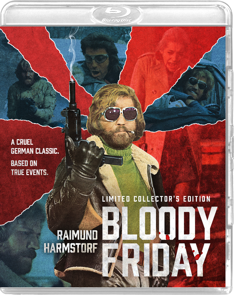 Image of BLOODY FRIDAY - Limited 2-disc Edition Blu-ray