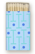 Image of Mod Matches in Icy Windowpane • 100 Bulk Order