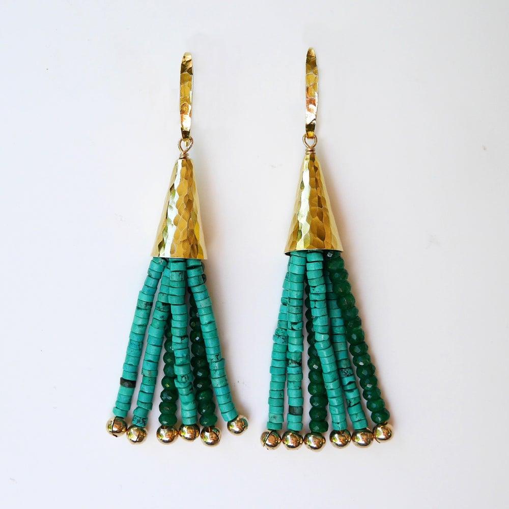 Image of The Score Earrings