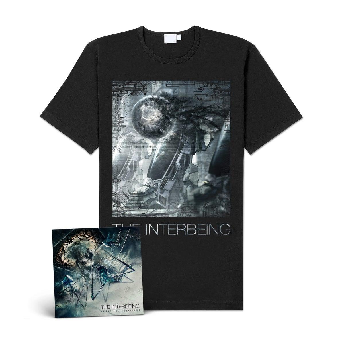 "Image of The Interbeing ""Among The Amorphous"" CD-Bundle #2"