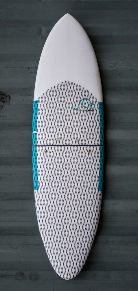 Image of 6'10 carbon compact