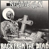 "Image of Negative Gain ‎–""Back From The Dead"" LP"