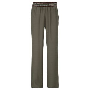 Image of Loose fit trouser - khaki