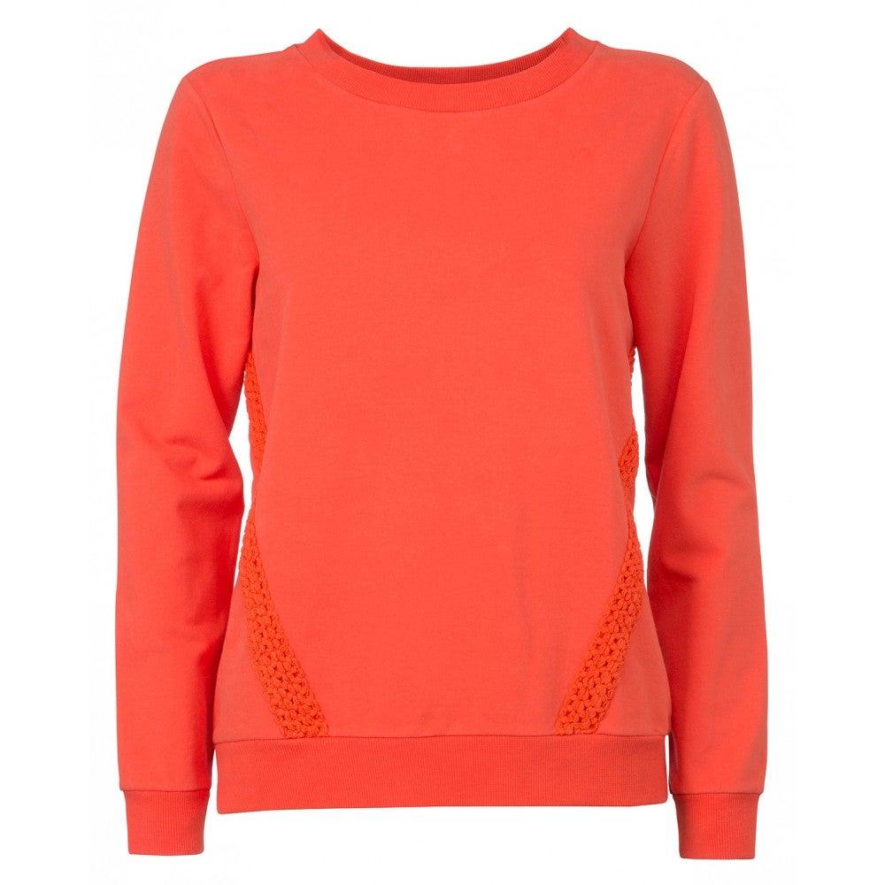 Image of Orange sweater
