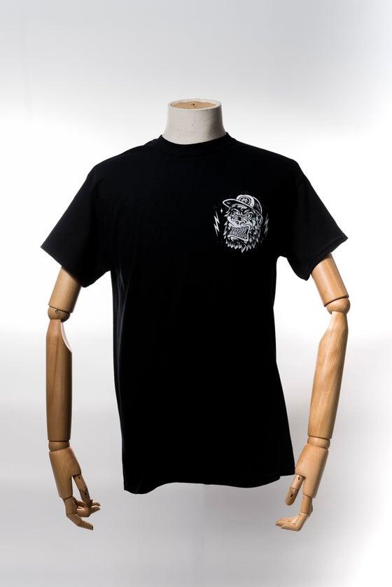 Image of Monkey Climber APE shirt I Black