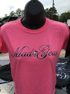 Image of Skeleton Cameo Light Pink T-Shirt