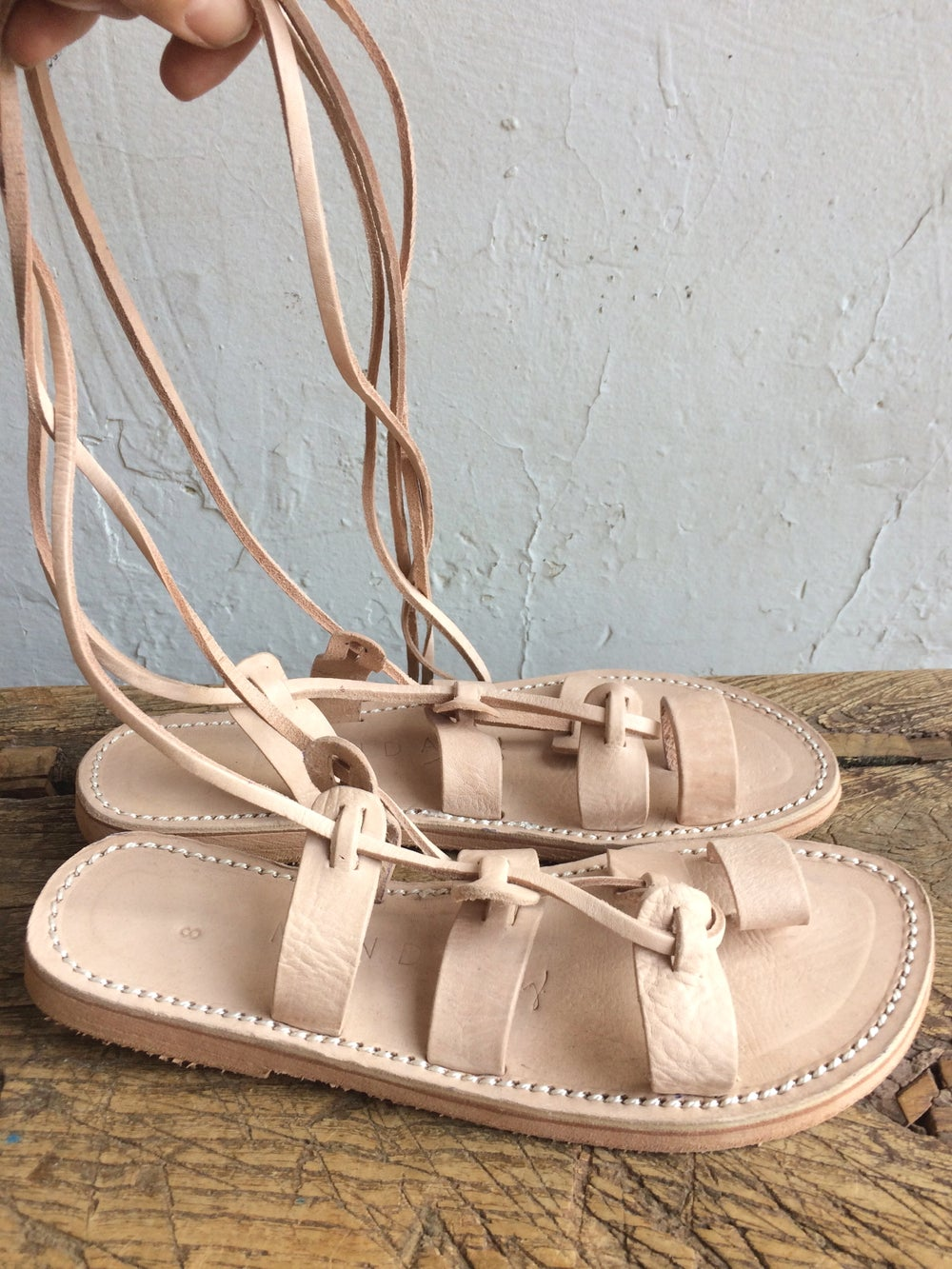 Image of Safari Gladiator Sandals