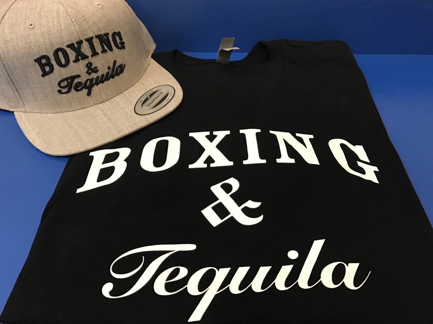 Image of Short sleeved BoxingHype lHoodies tees