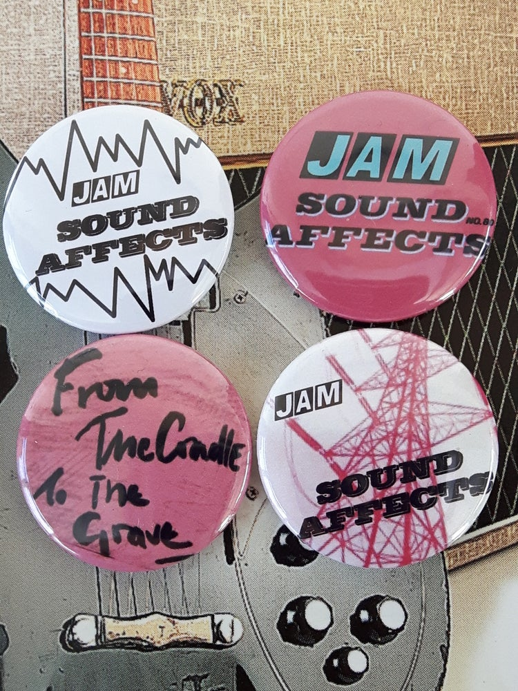 Image of THE JAM SOUND AFFECTS