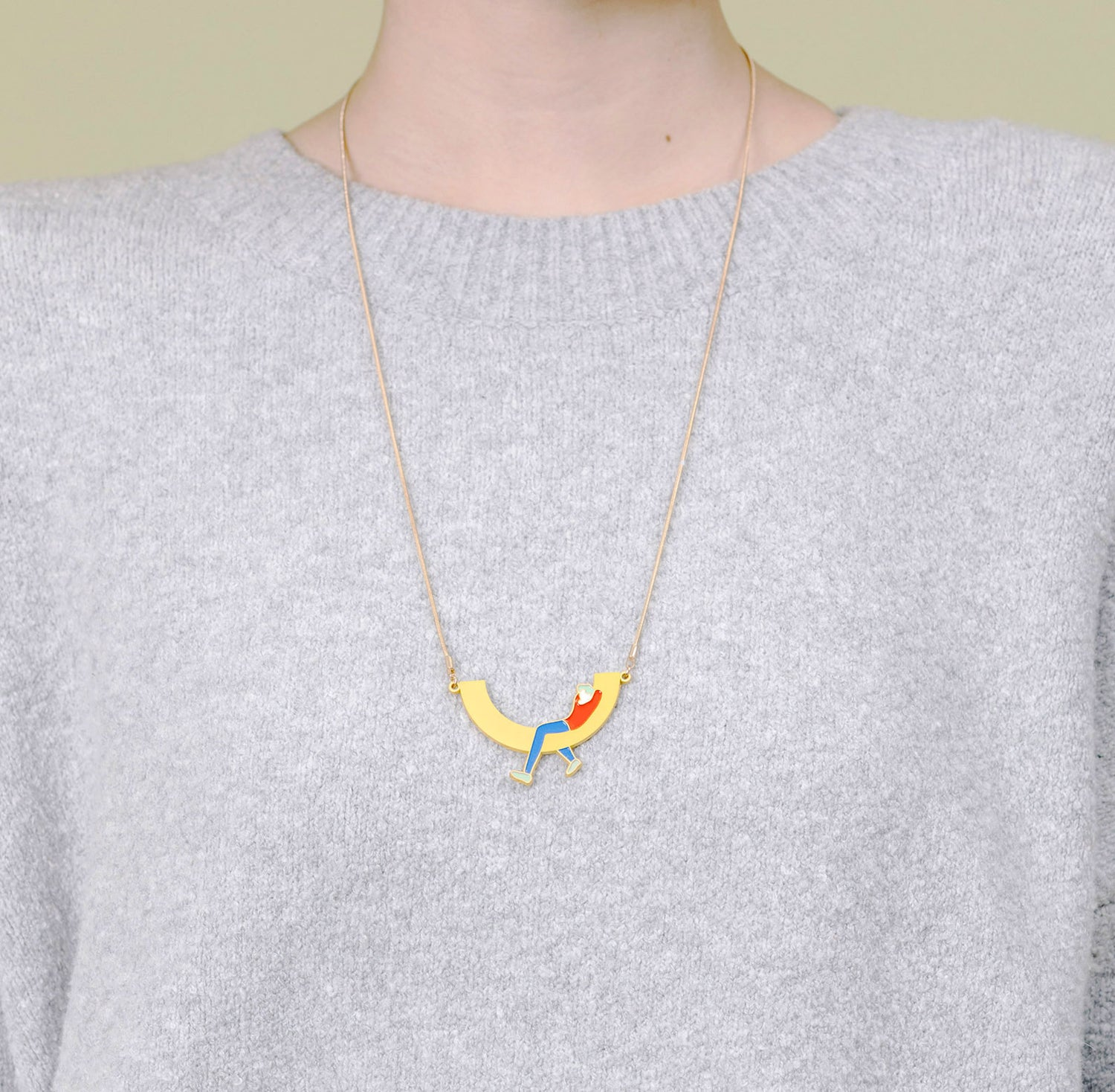 Image of CHILL Necklace