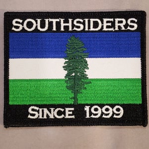 Image of Southsiders Cascadia Patch