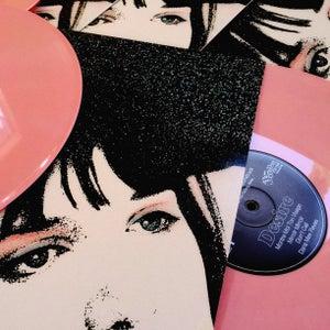 Image of DESIRE LP On 180 Gram Bubblegum Pink Vinyl