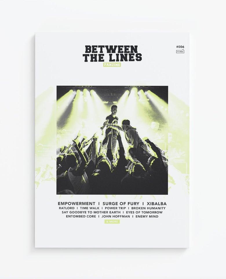 Image of BETWEEN THE LINES ZINE #006 - PRE-ORDER