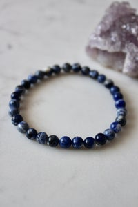 Image of Sodalite Stacking Bracelet
