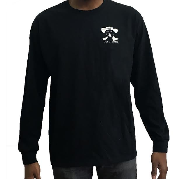 Image of WIld Oats Long Sleeve T Shirt