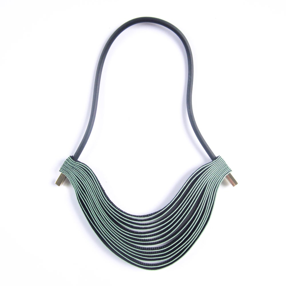 Image of geographics necklace