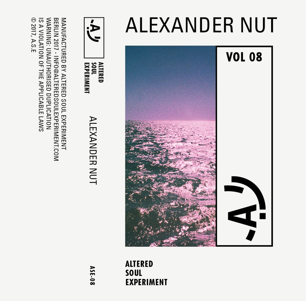 Image of ASE08-CASS MIXED BY ALEXANDER NUT