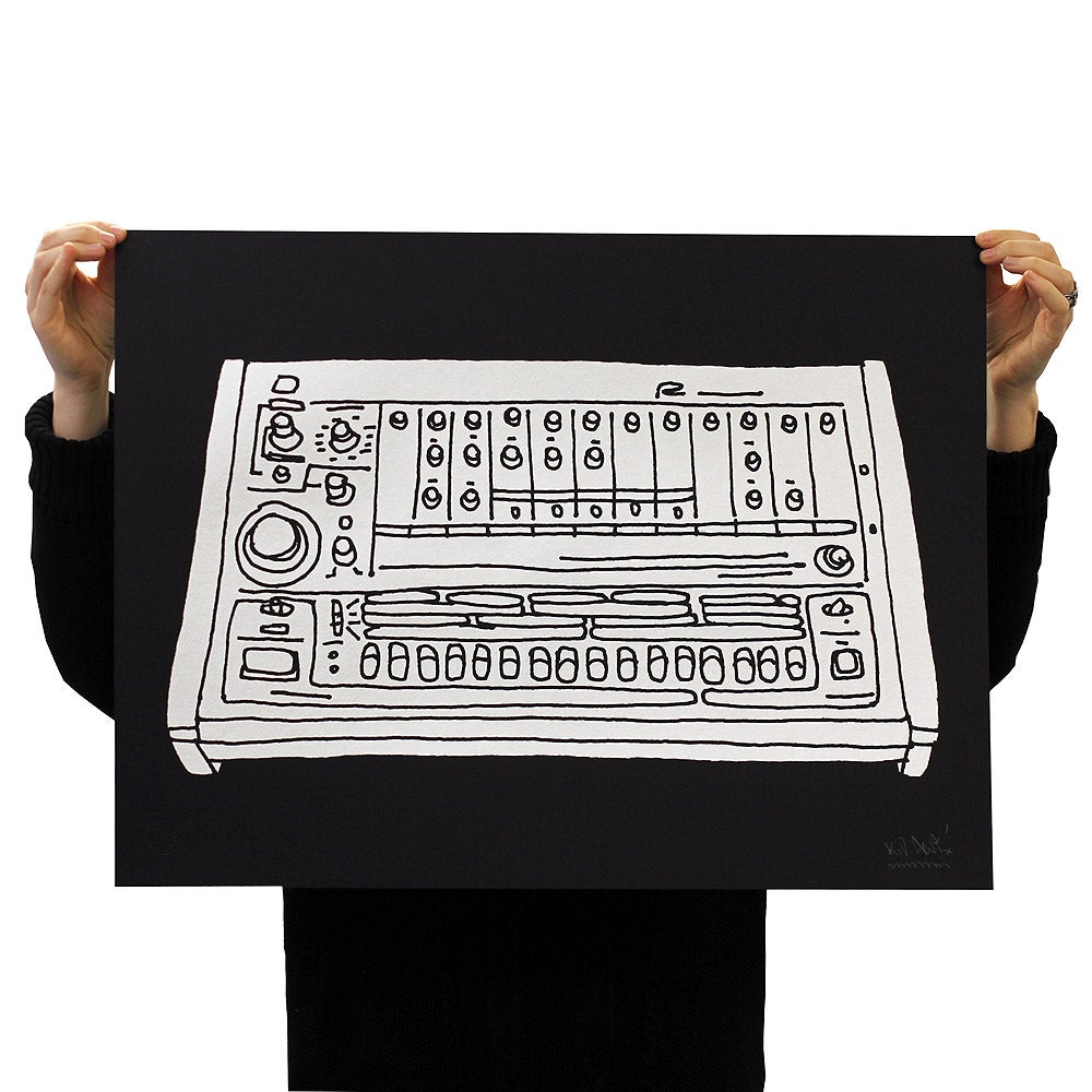 Image of RHYTHM COMPOSER by Kid Acne