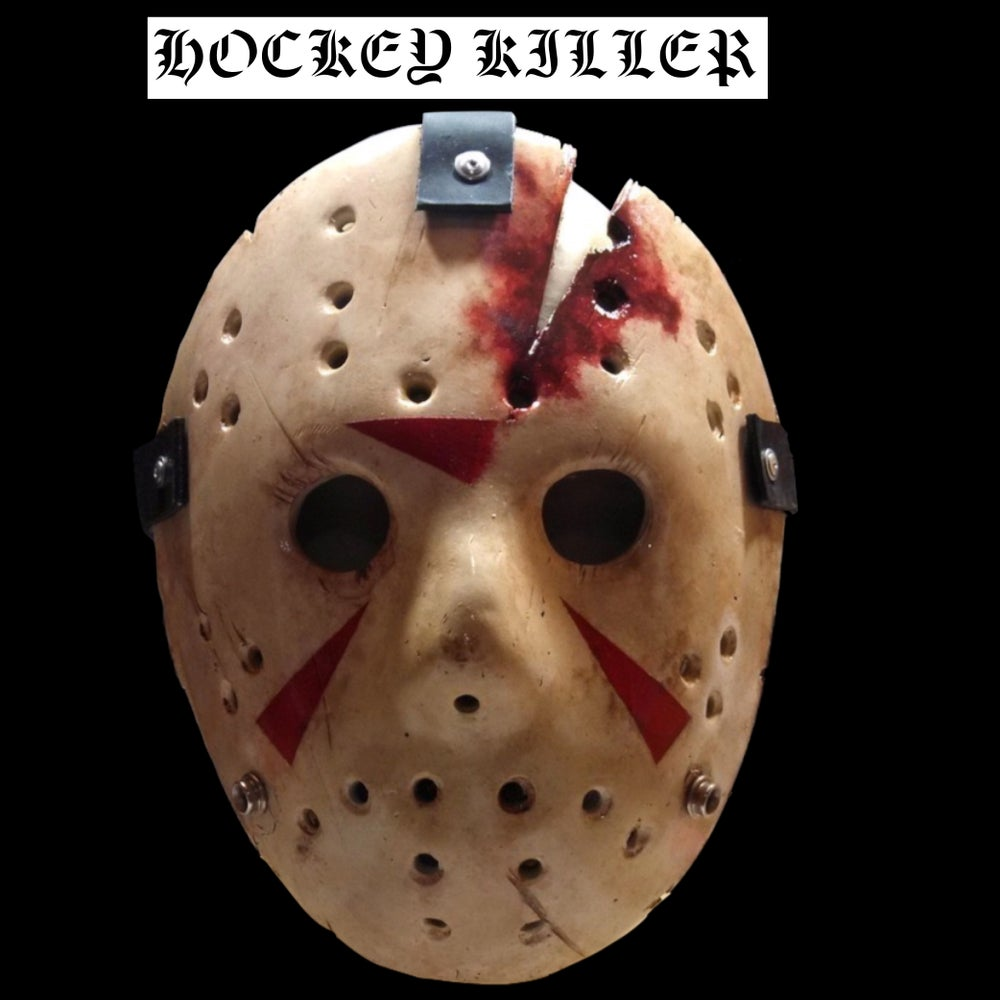 Image of Hockey Killer Mask