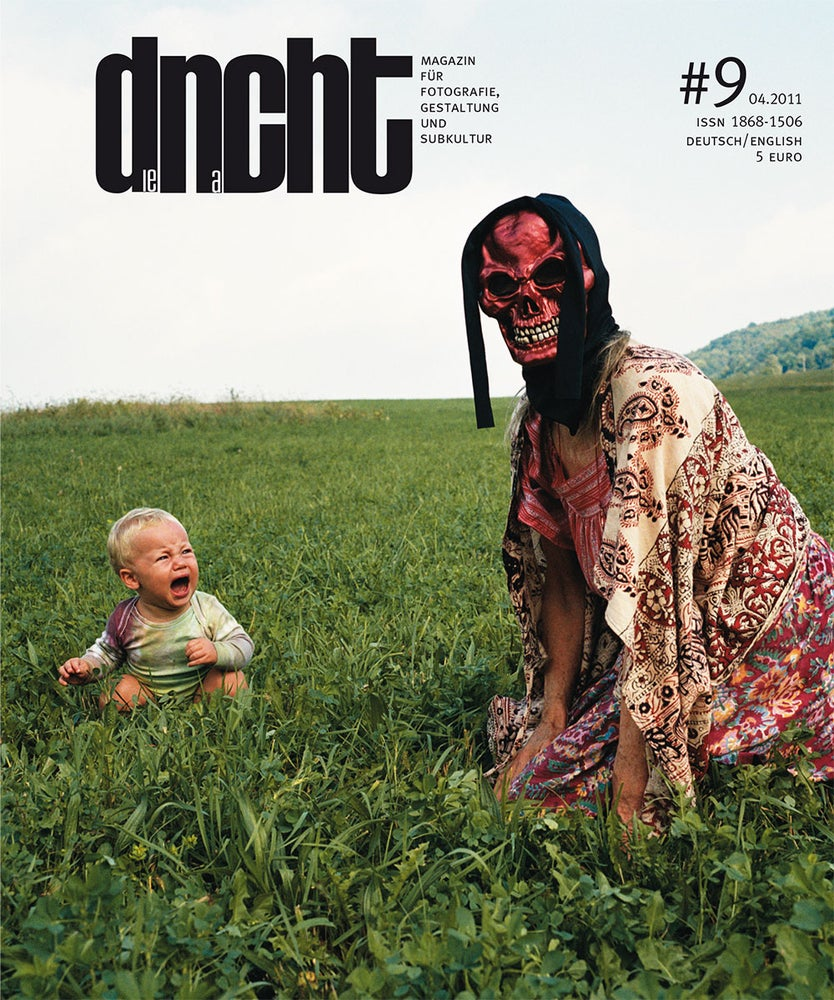 Image of dienacht Magazine #9