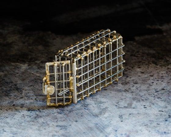 Image of Brass Cigarette Case