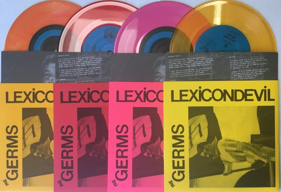 "Image of SET OF FOUR RSD Lexicon Devil / Circle One / No God 7""'s"