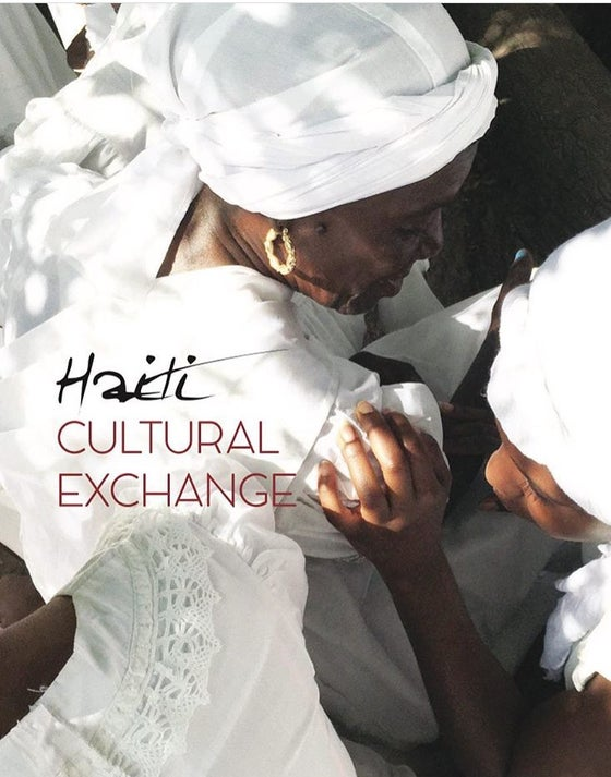 Image of Haiti Cultural Exchange Booklet (Limited Edition)