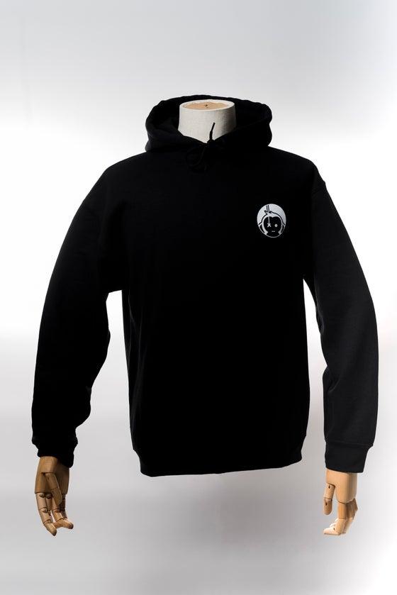 Image of Monkey Climber Pro Public hoodie I Black