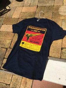 Image of Disintegrator Ray T-shirt