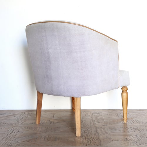 Image of Canvas Club Chair