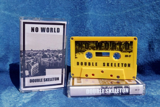 Image of Double Skeleton - No World Cassette