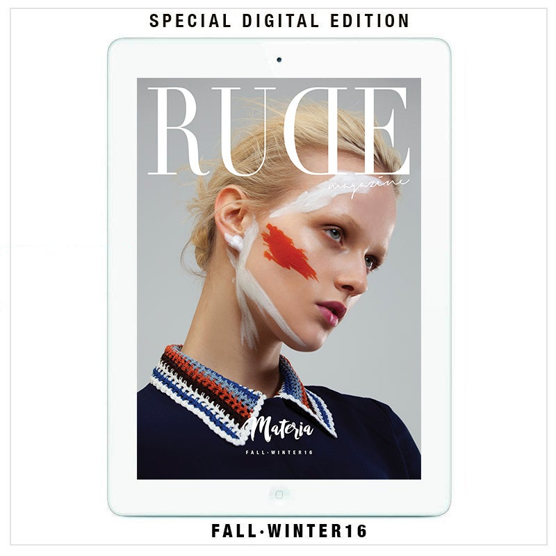 Image of RUDE Magazine issue#22
