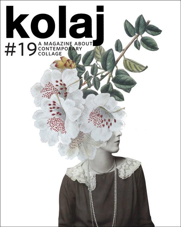 Image of CURRENT ISSUE: Kolaj #19
