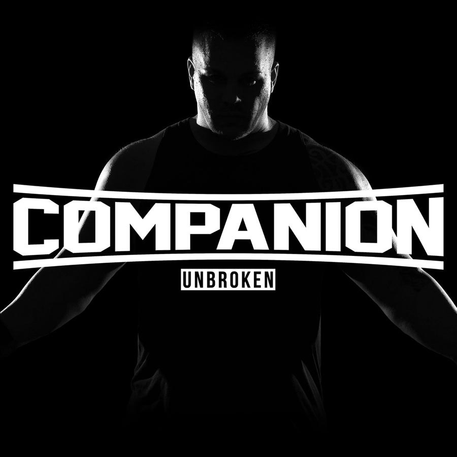 Image of Companion - Unbroken CD