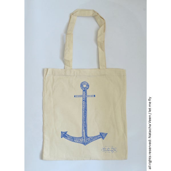 Image of Tote bag *anchor*