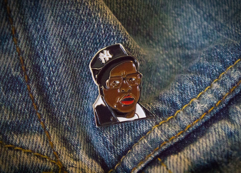 Image of Hipster Hov ( Lapel Pin )